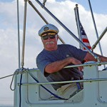 Captain Frank Jones - MV Minnow