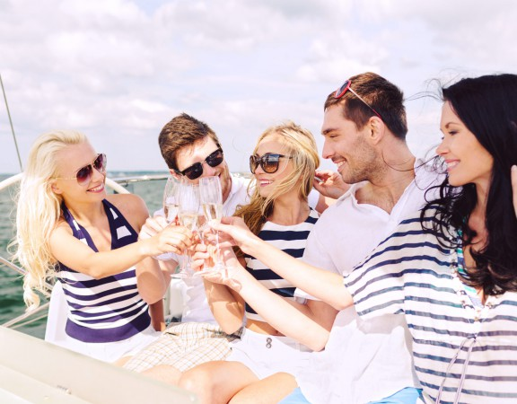 Anna Maria Island Boat Tours - Partying on a Cruise